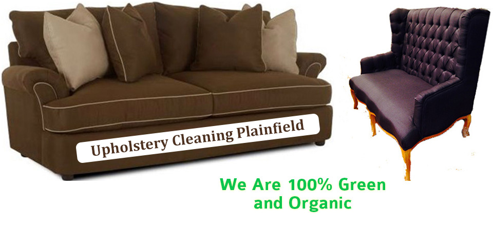 Upholstery Cleaning Plainfield